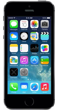 Apple iPhone 5S 16Gb черный