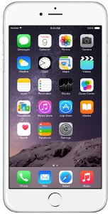 Apple iPhone 6 Plus 16Gb белый