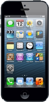 Apple iPhone 5 64Gb черный
